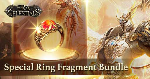 Era of Celestials Special Ring Fragment Bundle