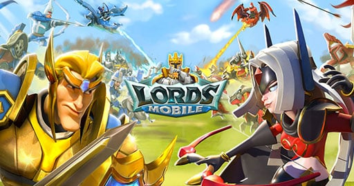 Lords Mobile Diamonds