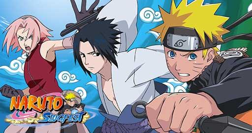 Naruto Slug Fest