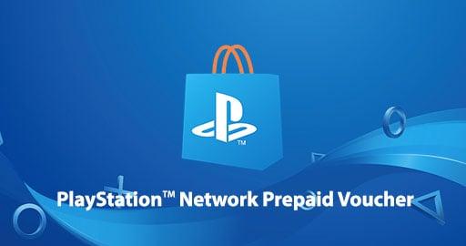 PlayStation® Network - PSN Prepaid Voucher (MY)