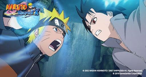 Naruto Slugfest X Gold